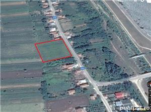 Teren intravilan 4940 mp - sat Aurești, comuna Orlești, judetul Vâlcea - imagine 3