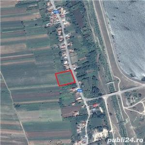 Teren intravilan 4940 mp - sat Aurești, comuna Orlești, judetul Vâlcea - imagine 4