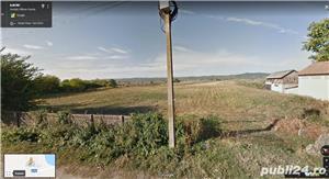 Teren intravilan 4940 mp - sat Aurești, comuna Orlești, judetul Vâlcea - imagine 2