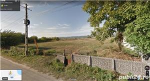 Teren intravilan 4940 mp - sat Aurești, comuna Orlești, judetul Vâlcea - imagine 1