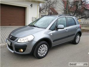 Suzuki sx4-an 2008-I M P E C A B I L A -4X4- - imagine 1