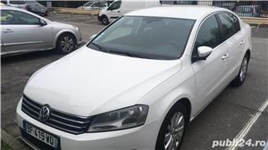 VW Passat 2.0 /140, DSG ,BLUEMOTION,Gps,Euro 5 - imagine 3
