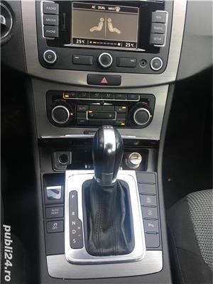 VW Passat 2.0 /140, DSG ,BLUEMOTION,Gps,Euro 5 - imagine 8