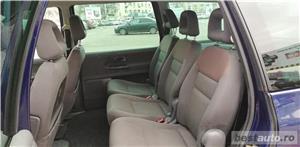 VW Sharan 2007 TDI Euro 4 Parktronic Cauciucuri NOI - 7 locuri Inmatriculat Martie 2019 - imagine 4