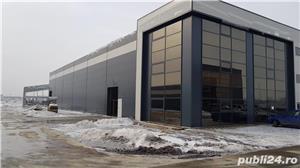 Vand hala premium climatizata 1460mp Magurele Centura Bucuresti in Magurele Industrial Park - imagine 19