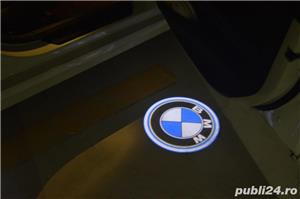 Lampi LED - logo BMW, Mercedes, Audi, VW, Ford - imagine 5