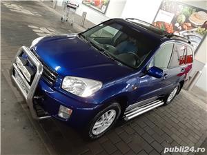 Vand Toyota Rav 4 II benzina 152 CP, 1998 cmc,Blue edition - imagine 1