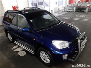 Vand Toyota Rav 4 II benzina 152 CP, 1998 cmc,Blue edition - imagine 20