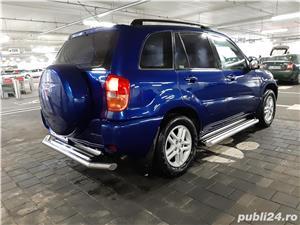 Vand Toyota Rav 4 II benzina 152 CP, 1998 cmc,Blue edition - imagine 6