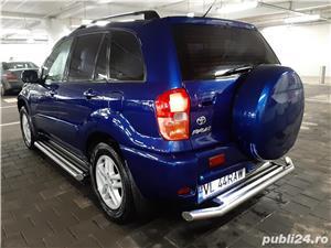 Vand Toyota Rav 4 II benzina 152 CP, 1998 cmc,Blue edition - imagine 3