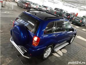Vand Toyota Rav 4 II benzina 152 CP, 1998 cmc,Blue edition - imagine 24