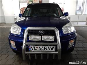 Vand Toyota Rav 4 II benzina 152 CP, 1998 cmc,Blue edition - imagine 23