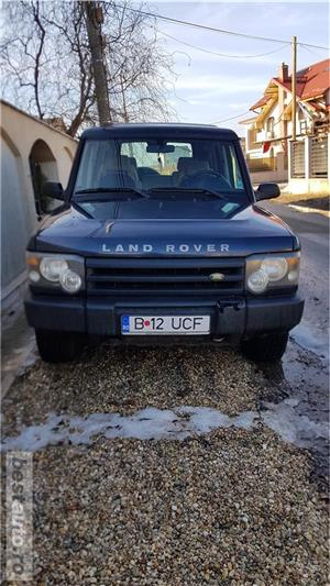 Land Rover Discovery 2 - imagine 2