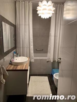 Inchiriere apartament de Lux cu 4 camere in Pipera cu 2 locuri de parcare - imagine 13
