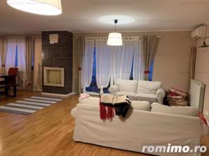 Inchiriere apartament de Lux cu 4 camere in Pipera cu 2 locuri de parcare - imagine 3