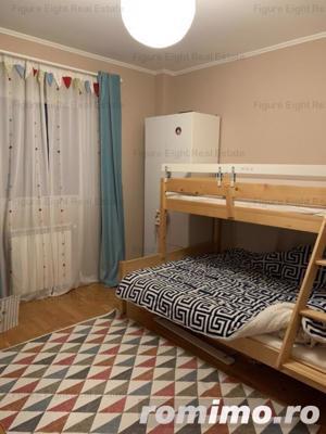 Inchiriere apartament de Lux cu 4 camere in Pipera cu 2 locuri de parcare - imagine 7