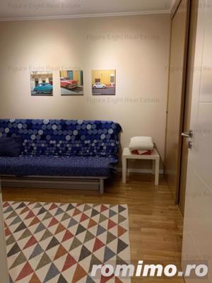 Inchiriere apartament de Lux cu 4 camere in Pipera cu 2 locuri de parcare - imagine 8