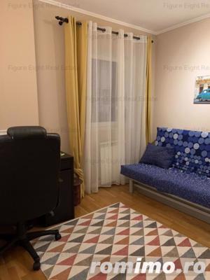 Inchiriere apartament de Lux cu 4 camere in Pipera cu 2 locuri de parcare - imagine 9