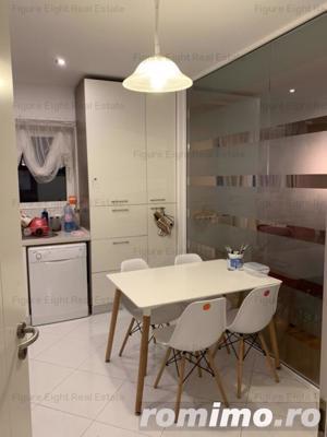 Inchiriere apartament de Lux cu 4 camere in Pipera cu 2 locuri de parcare - imagine 11