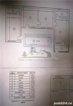Eroii Revolutiei -Muzeul Bacovia casa 4 camere renovabila teren 218 mp - imagine 2