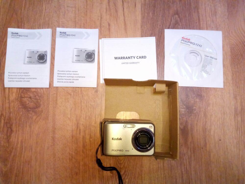 Aparat foto/video Kodak HD 720p  - imagine 5