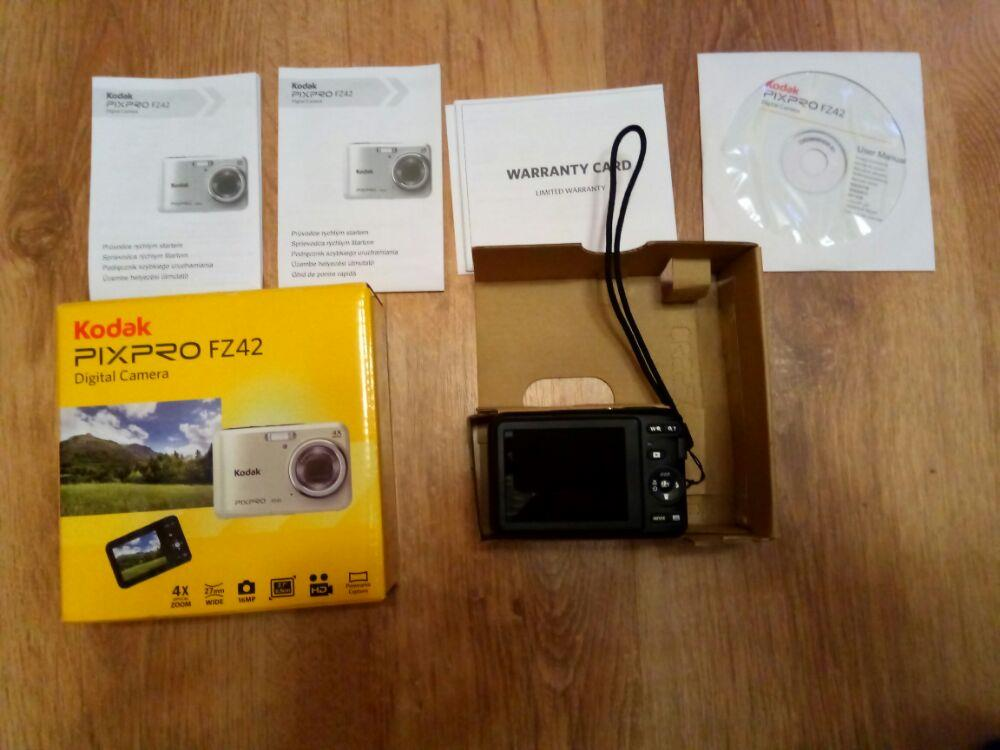 Aparat foto/video Kodak HD 720p  - imagine 4