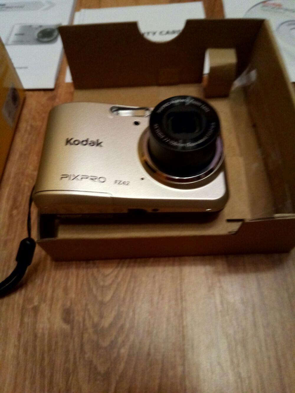 Aparat foto/video Kodak HD 720p  - imagine 6