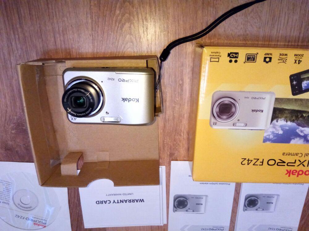 Aparat foto/video Kodak HD 720p  - imagine 9