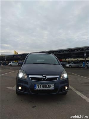 Opel zafira b - imagine 4