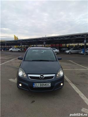 Opel zafira b - imagine 1