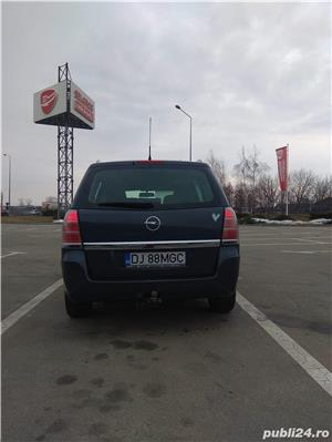 Opel zafira b - imagine 3