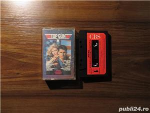 Caseta audio originala Top Gun - Coloana sonora - imagine 1