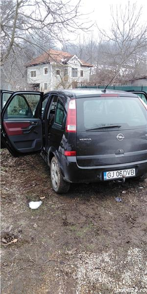 Opel meriva - imagine 9