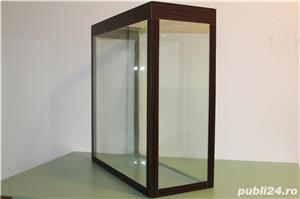 Acvariu sticla tip tablou - imagine 1