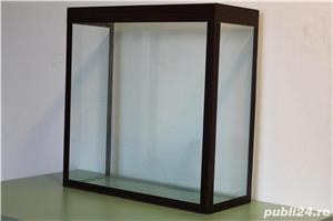 Acvariu sticla tip tablou - imagine 2
