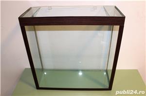 Acvariu sticla tip tablou - imagine 4