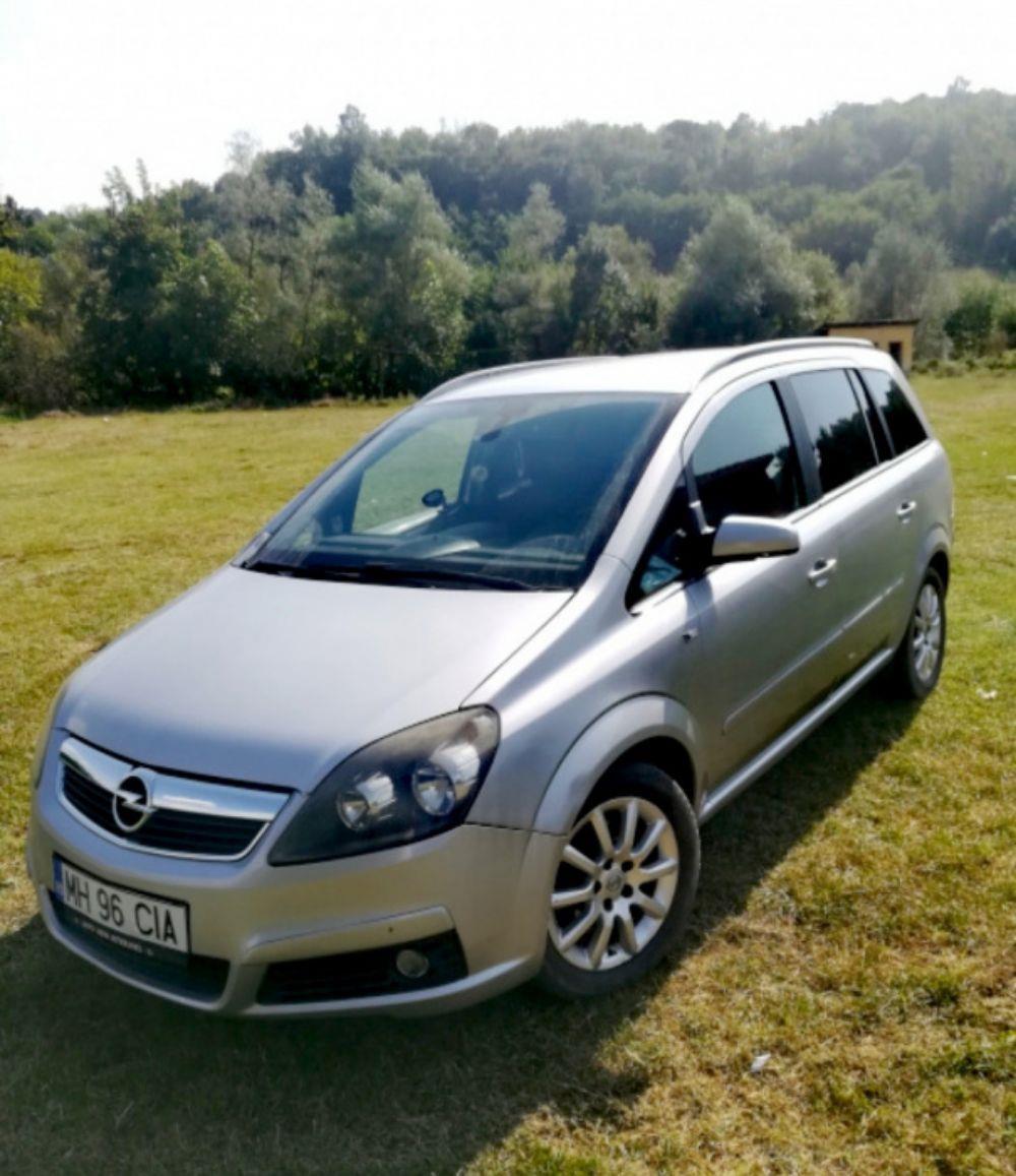 Opel Zafira B 1,9CDTI 120 Cp - imagine 2