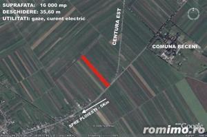 Teren 16.000 mp deschidere Centura Est Ploiesti - imagine 2