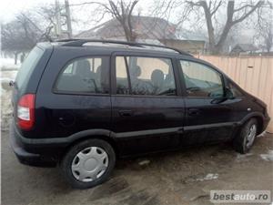 Opel zafira 1600,16v  - imagine 2