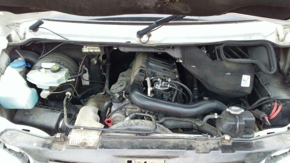 Mercedes-benz Sprinter 313 CDI Platforma, Variante-Schimb - imagine 8
