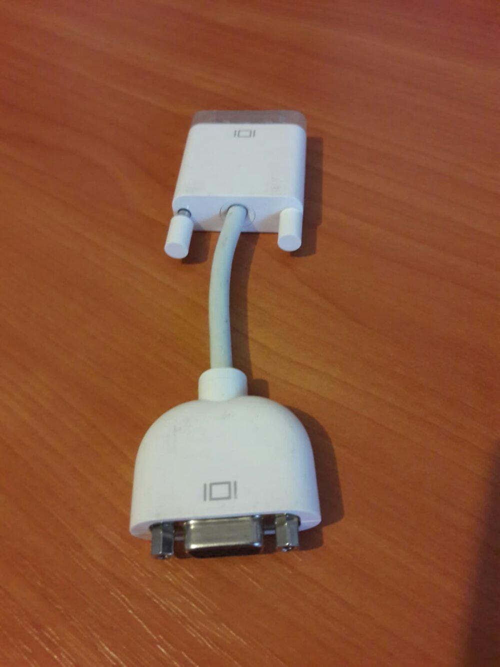 Cablu vga -dvi apple - imagine 1