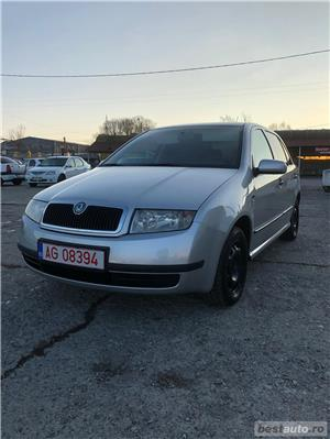 Skoda Fabia GPL motor 1.4 mpi euro 4 2002 - imagine 2