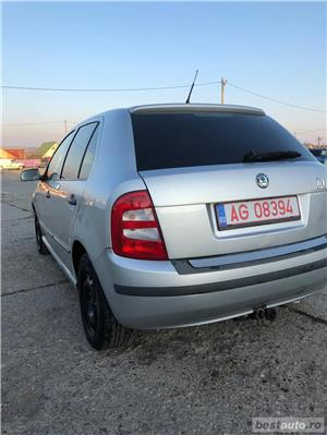 Skoda Fabia GPL motor 1.4 mpi euro 4 2002 - imagine 5