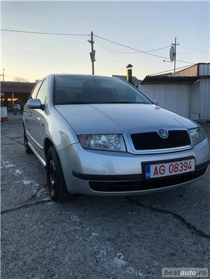 Skoda Fabia GPL motor 1.4 mpi euro 4 2002 - imagine 4