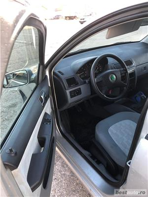 Skoda Fabia GPL motor 1.4 mpi euro 4 2002 - imagine 3