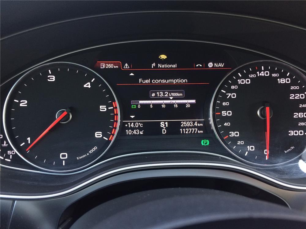 Audi A6 - imagine 21