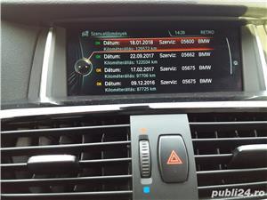 Bmw Seria X4 xDrive 20d automat, euro6 - imagine 5