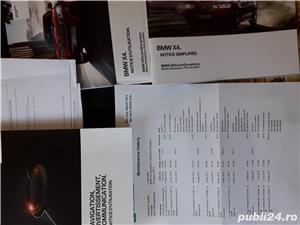 Bmw Seria X4 xDrive 20d automat, euro6 - imagine 7