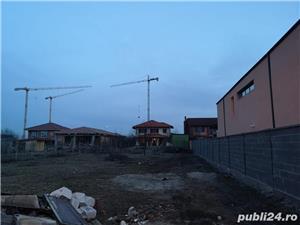 Torontalului,teren 734 mp,fs-18ml, 2 case individuale/duplex,pret 155000eur  - imagine 2
