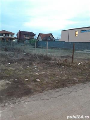 Torontalului,teren 734 mp,fs-18ml, 2 case individuale/duplex,pret 155000eur  - imagine 1
